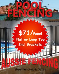 Aussie Fencing Pool Fencing