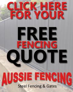Aussie Fencing Free Quote