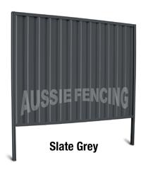 Coloured Steel Gates Colours Aussie Fencing