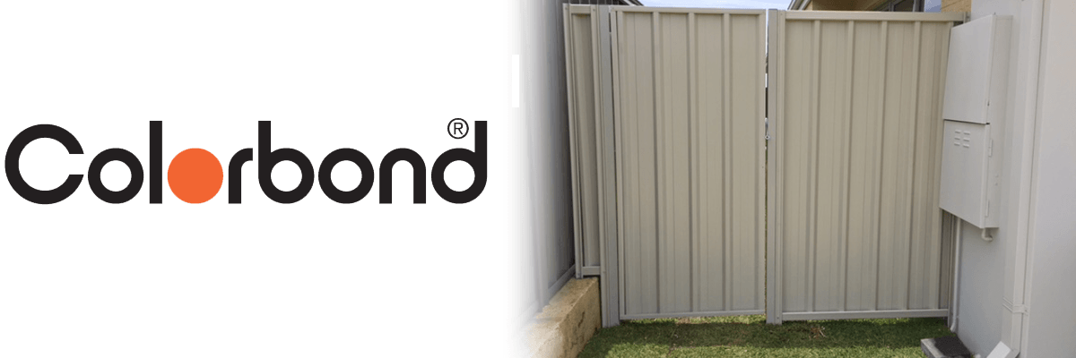 Colorbond Fencing & Gates